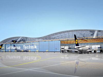 Lufthansa Technik escolhe soluções da AKCP