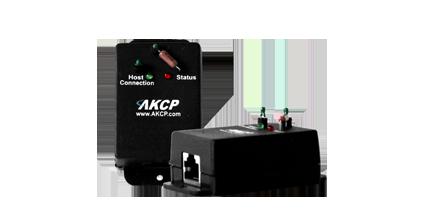 AKCP - Airflow Sensor - Monitorização de Circulação de Ar