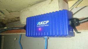 Sensor de Controlo de Corrente AC AKCP