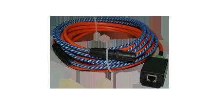 AKCP ropeWater - Detectar fuga água
