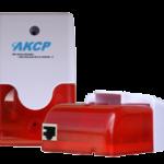 AKCP - Sirene com Luz Intermitente