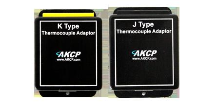 AKCP - Thermocoupler J e K
