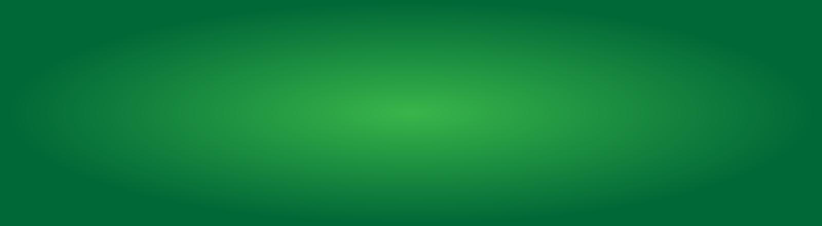 Banner fundo verde