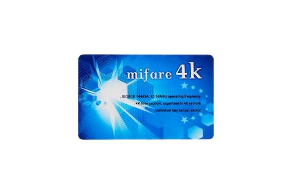 Cartão Mifare Classic 4 K