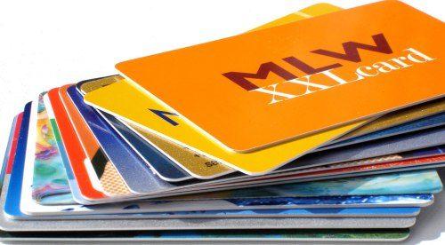 Cartão PVC Offset - Fabricado pela Copigés