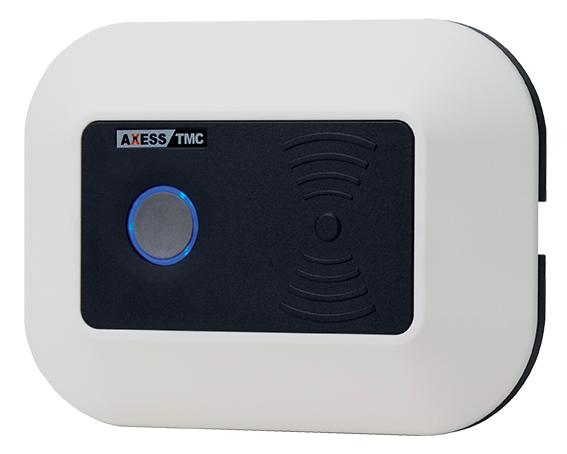 Controlador de Acessos Axess AX RF Branco