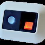 Controlo de Acessos Biométrico Autónomo Branco