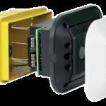 Caixa de Instalação para controlador biométrico AX BIO