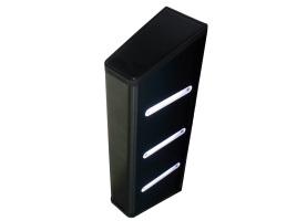 Controlo de acesso para portas compacto