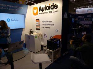 WebSummit 2017 - Appcoins, Impressão 3D