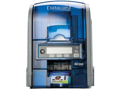 Datacard SD360 Frente