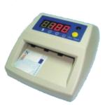 Detector de notas falsas portátil com LED