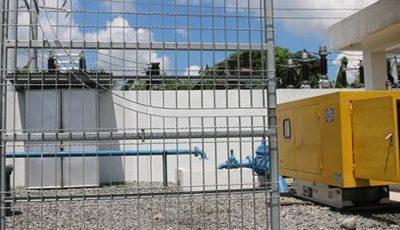 Monitorização de Circuitos de Distribuição de Água - Estações de Bombagem Clark Water nas Filipinas