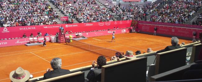 EO2015 - Joao Sousa vs Rui Machado