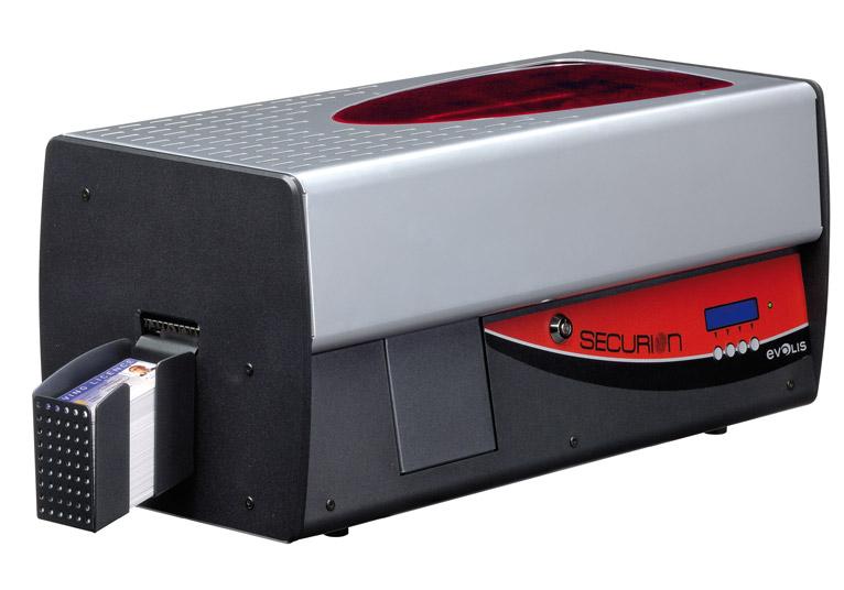 Evolis Securion - Impressora de Cartões