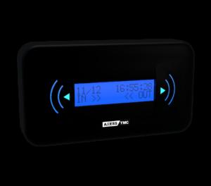 FD-RALL - Leitor RFID com ecrã IP55 Multiprotocolo