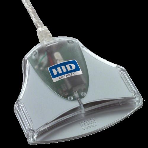 Leitor de cartões HID Omnikey 3021 USB