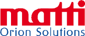 Logotipo Matti Orion Solutions