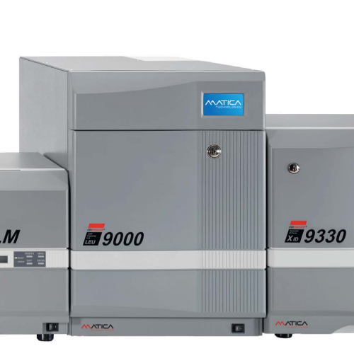 Matica LCP 9000 - Personalização a Laser