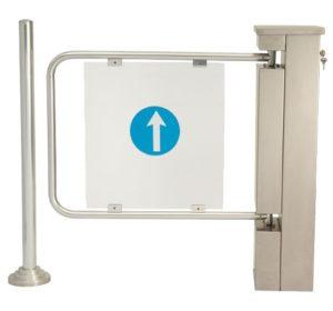 Porta de Batente VIP de 75 a 90 cm de passagem para utilizadores de cadeiras de rodas e carrinhos largos