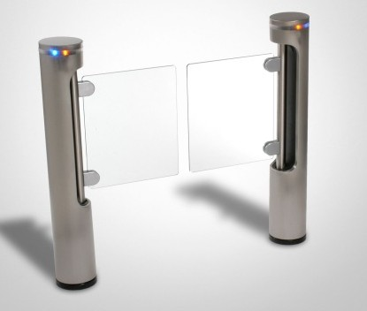 Porta Dupla Inteligente - Controlo de Acessos