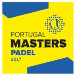 Logotipo Portugal Padel Masters