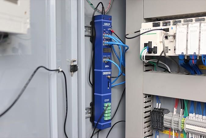 Controlo de Quadro Eléctrico com AKCP SPX+ Din Rail