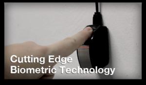 Tecnologia Biométrica Avançada
