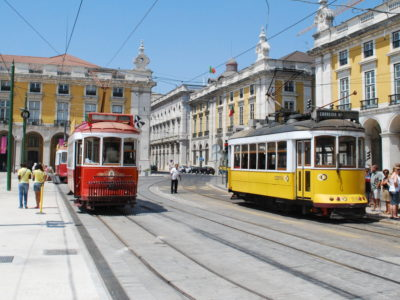 Terreiro do Paço - Lisboa - Pilaretes