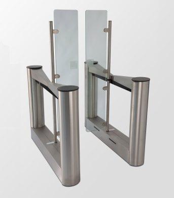 Torniquete Porta de Vidro 400