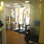 Torniquete Porta de Vidro 400 - Instalado em cliente
