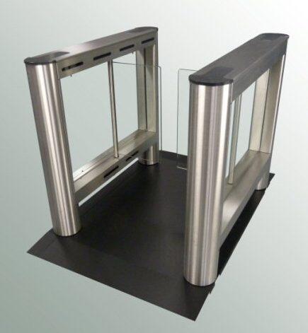 Torniquete Porta em Vidro 150