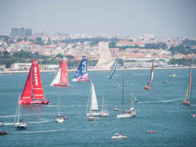 Volvo Ocean Race 2017 - Lisboa Stopover - Controlo de Refeições