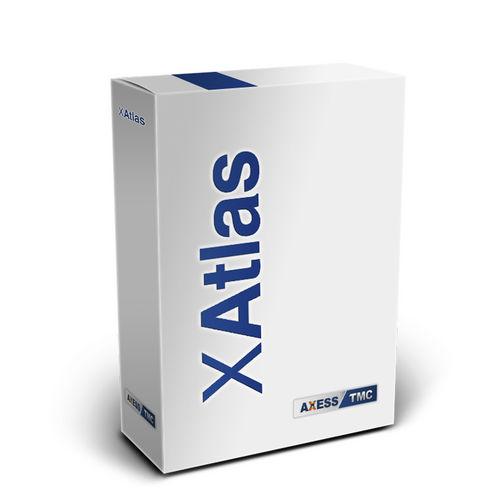 XAtlas - Software de Controlo de Acessos e Segurança